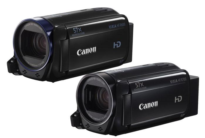 canon-vixia-hf-r600-vs-r700