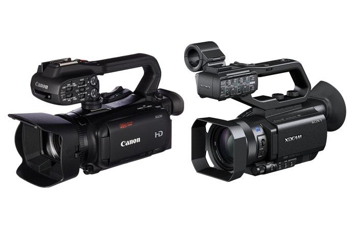 canon-xa30-vs-sony-pxw-x70