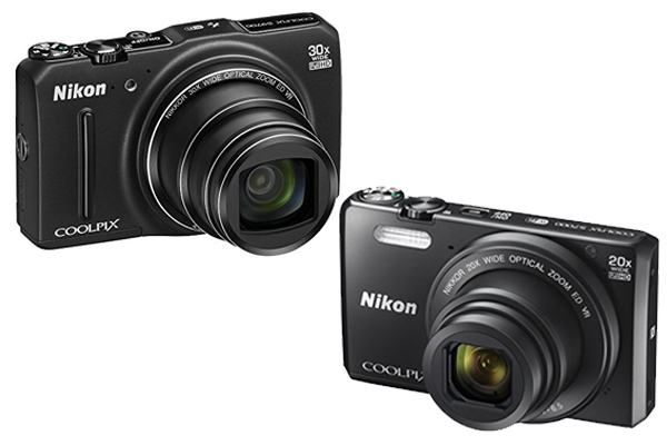 Nikon coolpix S9700 vs Nikon S7000