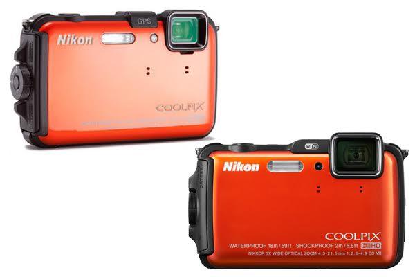 Nikon Coolpix AW100 vs AW130