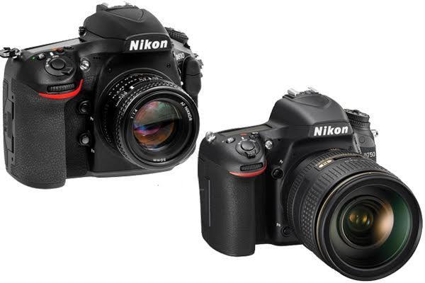 Nikon D750 vs. D810