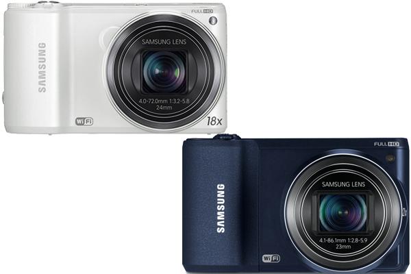 Samsung WB250F vs WB800F