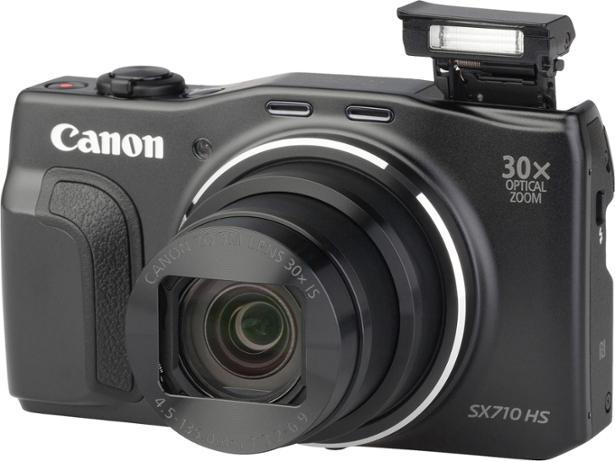 Canon Powershot SX710 HS vs. SX720 HS 2