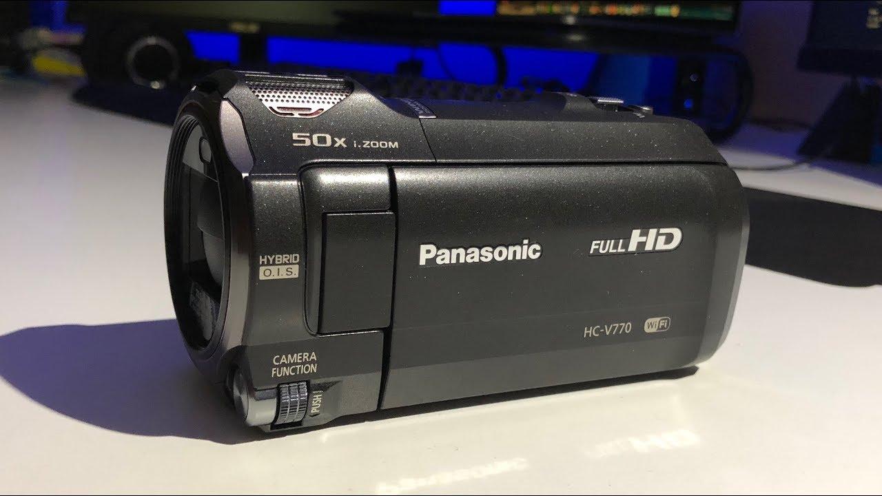 Panasonic HC-V770 vs HC-V800 | Shootdigitalcameras com