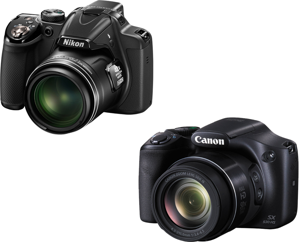 nikon-p530-vs-canon-sx530