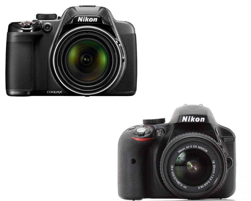 nikon-p530-vs-d3300