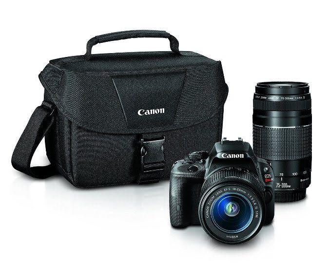 Canon SL1 Review