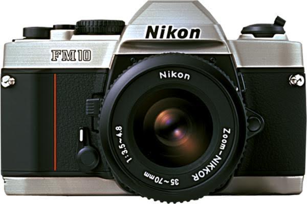 Nikon FM10 Review