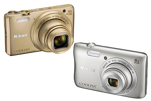 Nikon Coolpix S7000 vs S3700