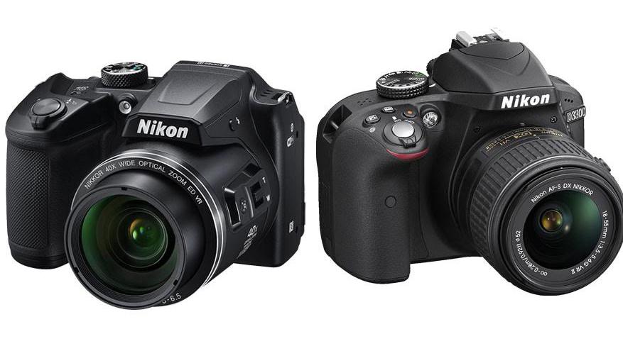 Nikon Coolpix B500 vs Nikon D3300