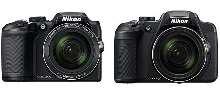 Nikon Coolpix B500 vs B700