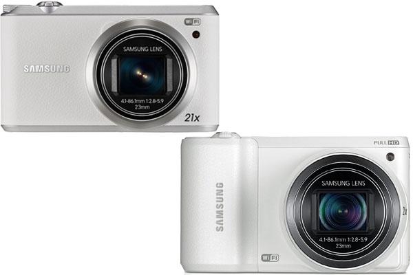 Samsung WB350F vs WB800F