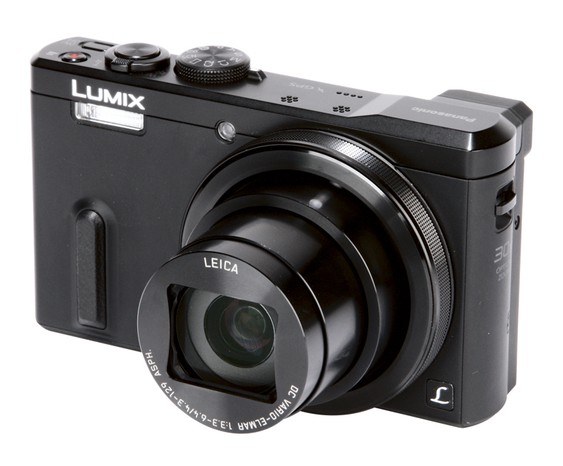 Canon Powershot SX710 HS vs. Panasonic Lumix DMC TZ60 3