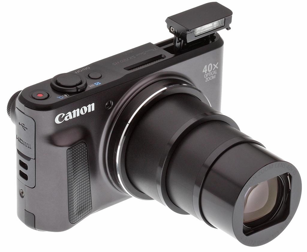 Canon Powershot SX710 HS vs. SX720 HS 3
