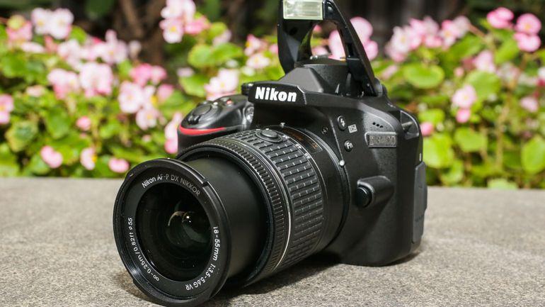 Nikon Coolpix P900 vs. D3400 3