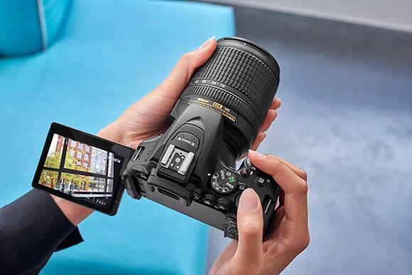 Nikon Coolpix P900 vs. Nikon D5500 3