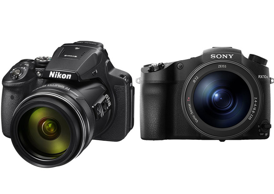 Nikon Coolpix P900 vs. Sony RX10 III 1