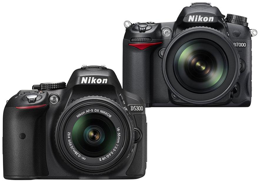 Nikon D5300 vs. D7000 1