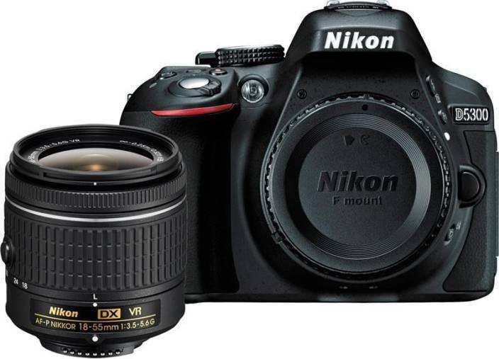 Nikon D5300 vs. Sony A6000 2
